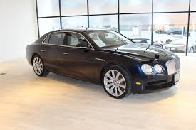 2015 bentley flying spur interior 2015 bentley flying spur stock 6nc001560a for sale near vienna