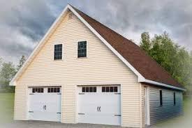12 12 attic garage adirondack storage barns