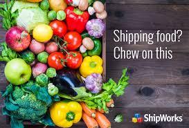 Ups Transit Map Shipping Food And Perishables E Commerce Shipping Software Ups