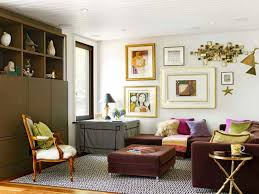consider these ideas for arranging furniture in a small living