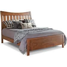 daniel u0027s amish modern bedfort bed 4pc set u2013 quality woods furniture
