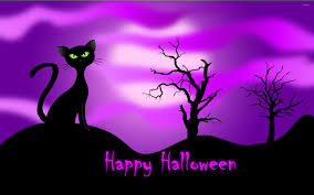 cool happy halloween pictures happy halloween tree wallpaper