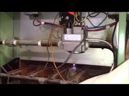 is there a pilot light on a furnace how to light our furnace youtube