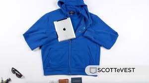 the best hoodie ever the scottevest hoodie cotton youtube