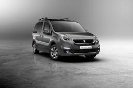 peugeot car 2015 peugeot partner series facelifted for geneva w videos