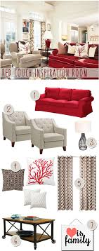 living room red couch reader room inspiration how do i decorate with a red couch