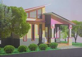 Small Home Design Tropical fortable Habitation Tiny House