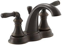 Amazon Bathroom Sink Faucets by Kohler K 393 N4 2bz Devonshire 4 Inch Centerset Lavatory Faucet