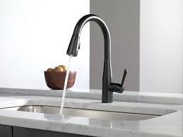 kitchen design splendid delta touch faucet reviews hands free
