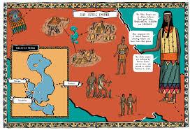 Aztec Empire Map Amazon Com The Aztec Empire Discover 9781847809506 Imogen