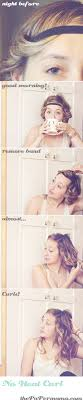 headband waves 27 easy beachy waves tutorials for hair the goddess