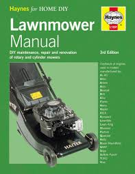 lawnmower manual haynes home u0026 garden amazon co uk andrew