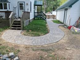 Excellent Patio Paver Ideas U2013 Sidewalk Design Ideas Home Design Ideas