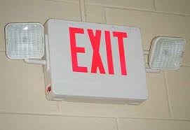 nfpa 101 emergency lighting testing exit and emergency lights fire engineering