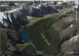 Banff National Park Map Banff Part 1 Roc Doc Travel