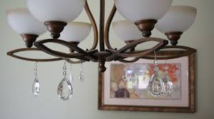 Magnetic Crystals For Light Fixtures A Plain Chandelier Can Be Reborn With The Addition Of Our