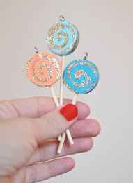 diy clay lollipop ornaments home creature comforts daily