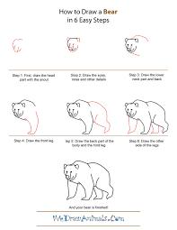 draw bear