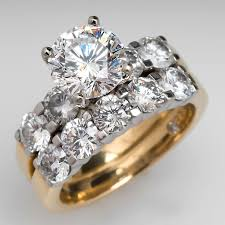 Gold Diamond Wedding Rings by 159 Best Estate Engagement Rings Images On Pinterest Diamond