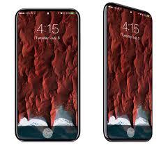 new iphone 8 leak reveals radical design changes