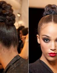 black hairstyles with bun and bangs bun hairstyle black women popular long hairstyle idea