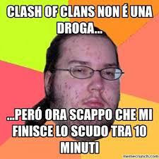 Meme Droga - of clans non 礬 una droga