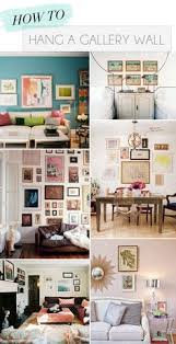 diy projects and ideas for the home gallery wall walls and