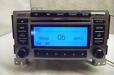 hyundai santa fe bluetooth 10 12 hyundai santa fe radio cd player bluetooth mp3 xm aux 96180