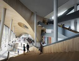 design dalian library competition idolza