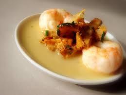 cuisiner des girolles langoustines aux girolles petit plat de fetes adèlices