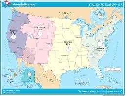 Std Map Usa Ecke Maps