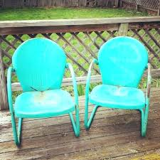 old patio furniture old fashioned metal patio furniture best vintage