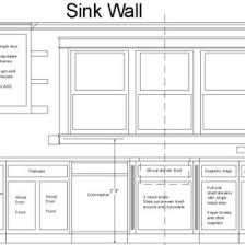 standard kitchen cabinet depth most update home design ideas bp2
