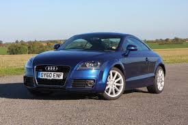 audi tt coupé review 2006 2014 parkers