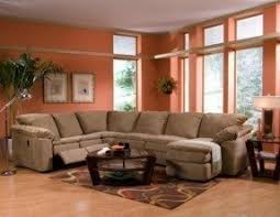 Reclinable Sectional Sofas Sectional Sofa With Chaise And Recliner Foter
