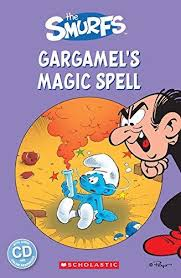 smurfs gargamel u0027s magic spell davis fiona scholastic