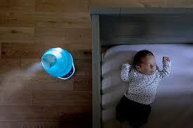 humidificateur pour chambre bébé humidificateur chambre bébé hygro avec veilleuse babymoov