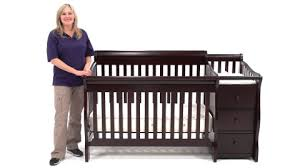 Sorelle Tuscany 4 In 1 Convertible Crib And Changer Combo Baby Cache Montana 4in1 Convertible Crib Brown Sugar Babiesrus