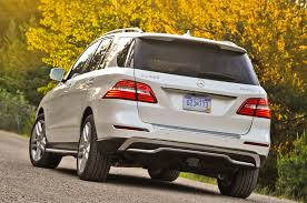 2014 mercedes ml350 review 2014 mercedes m class awarded iihs top safety