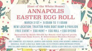 east egg east of the white house annapolis easter egg roll sarah elfreth