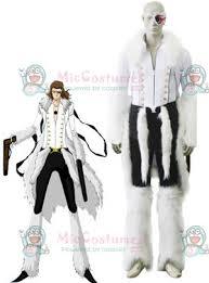 Coyote Halloween Costume Bleach Coyote Starrk Release Cosplay Costume Sale