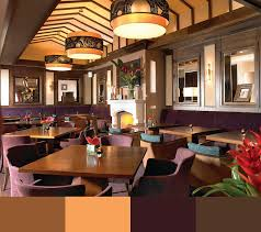 Restaurant Interior Design Color Schemes - Interior design ideas for restaurants
