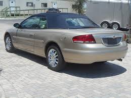 gold chrysler sebring in florida for sale used cars on