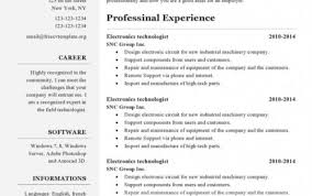 open office resume templates free download functional resume
