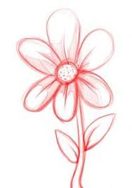 coloring pages extraordinary cute flower drawings drawing