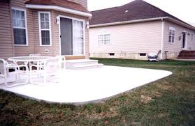 Concrete Slabs For Backyard by Cost Concrete Slab Patio Concrete Slab Installed Cost Concrete