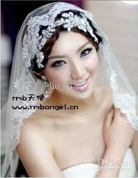 wedding headdress 2017 lace diamond bridal headdress korean lace headdress cloth
