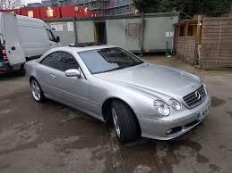 mercedes cl500 2004 facelift 50k in norbury london gumtree