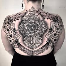 seriously cool sacred geometry takes over tattoo of the day tattoodo