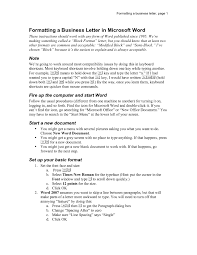 Resume Template On Microsoft Word 2010 Resume Template How Do You Set Up A On Microsoft Word 2010 To